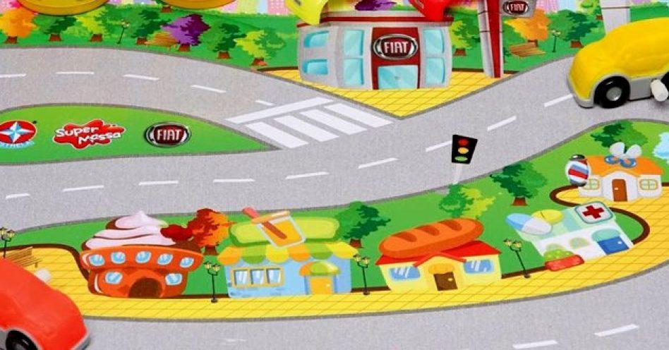 Brinquedos Estrela lança produto em parceria com a Fiat
