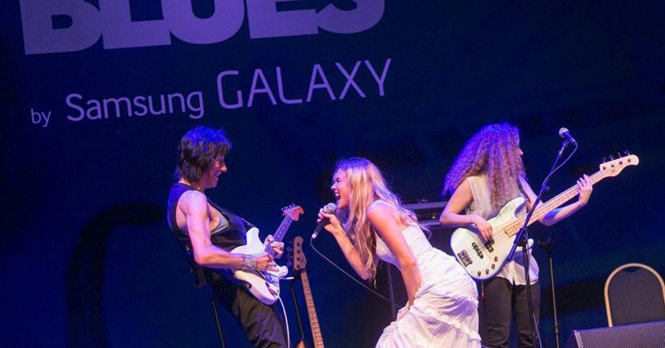 Blitz musicais preparam cidade para o Samsung Galaxy Best of Blues