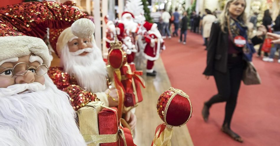 Natal Show abre calendário de mercado que fatura cerca de 1,28 bilhão