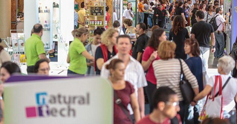 NATURALTECH representa setor de produtos naturais no Brasil