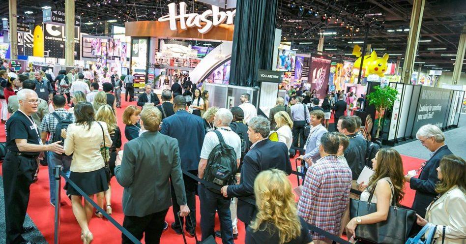 Empresas brasileiras apresentam suas marcas na Expo Licensing