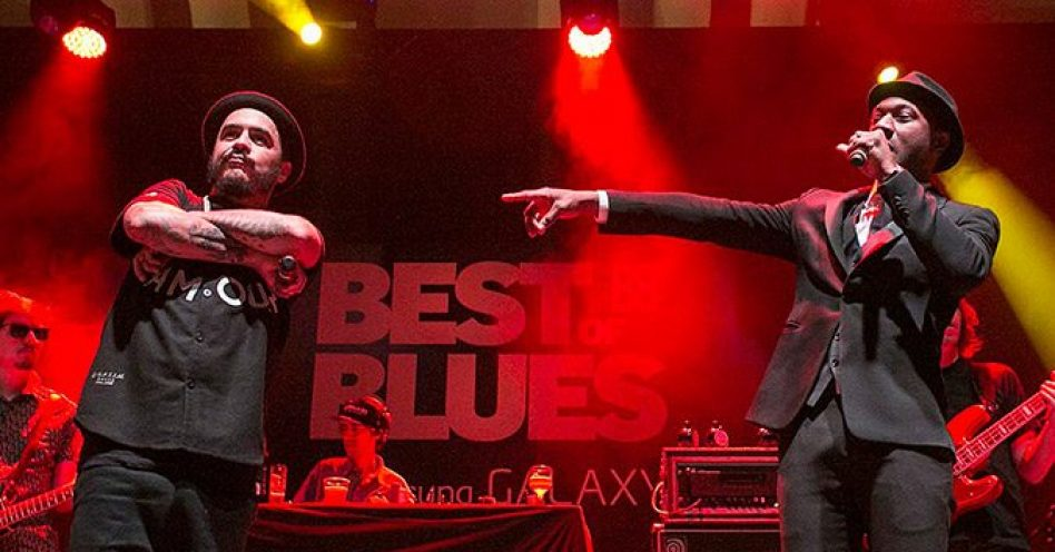 Aloe Blacc, Trombone Shorty e Marcelo D2 prometem balançar o Samsung Galaxy Best of Blues