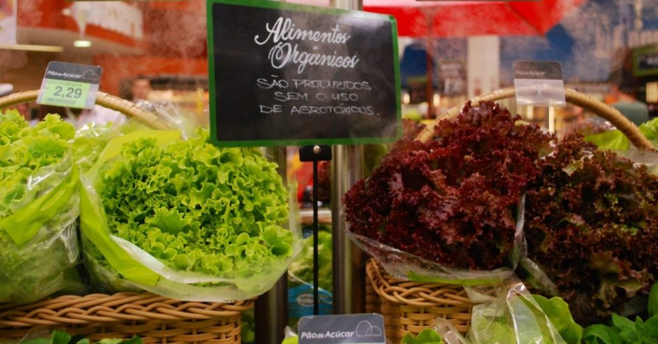 Produtos orgânicos e naturais têm agenda de crescimento movida por novos canais