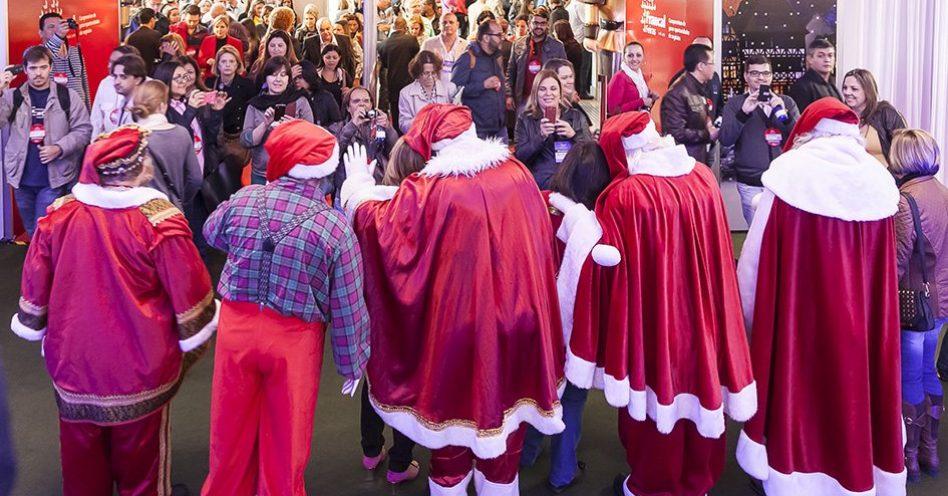 Negócios realizados na feira Natal Show devem gerar R$ 1,17 bi para o setor