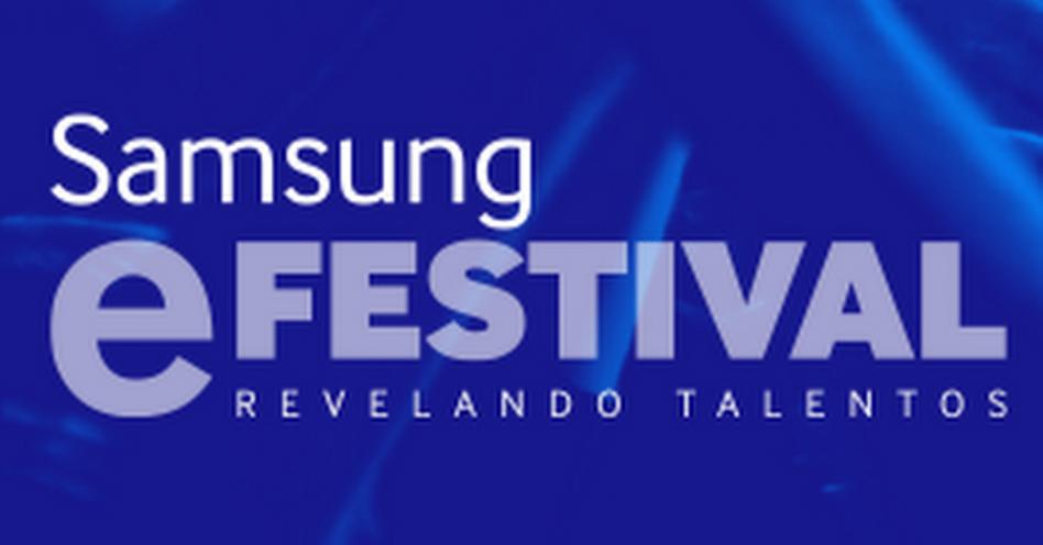 Samsung E-Festival premiará novos talentos da MPB
