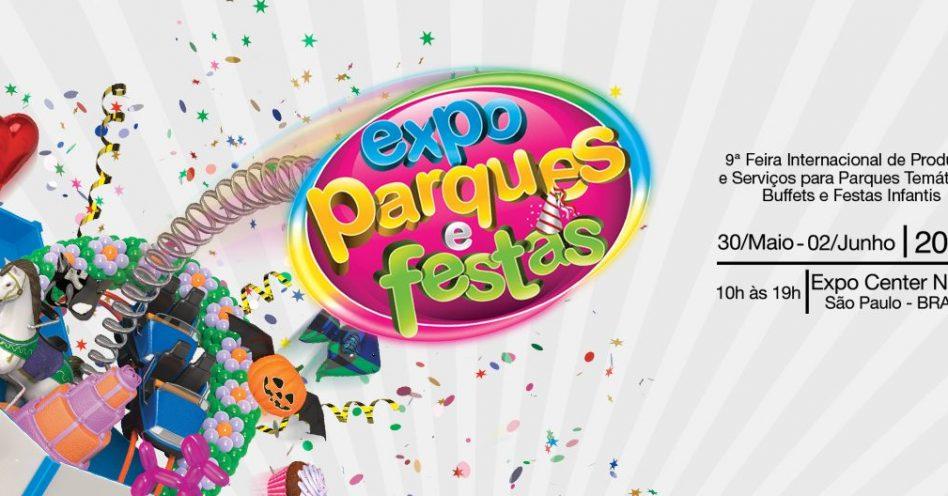 Expo Parques e Festas amplia vocação para bons negócios em 2015
