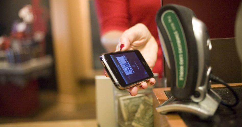 16% dos pagamentos da Starbucks nos EUA são feitos por dispositivos móveis