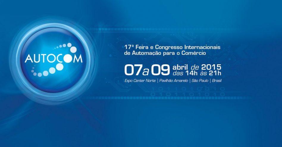 Feira Autocom tem congresso internacional de automação para o comércio