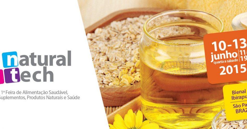 Naturaltech amplia oportunidades para mercado de produtos naturais