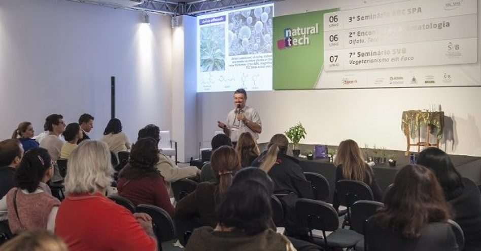 Evento mostra princípios da aromatologia à Naturaltech