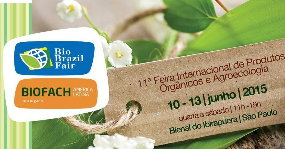 Autoridades do mercado mundial orgânico integram fórum em SP