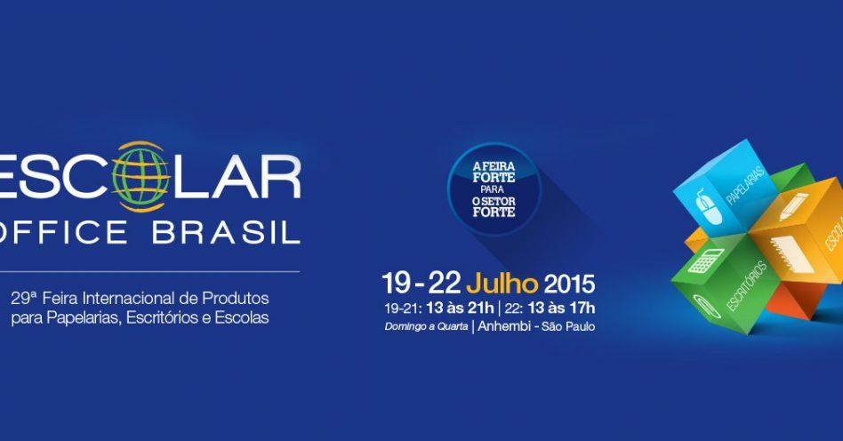 Escolar Office Brasil tem palestras para o varejo de papelarias