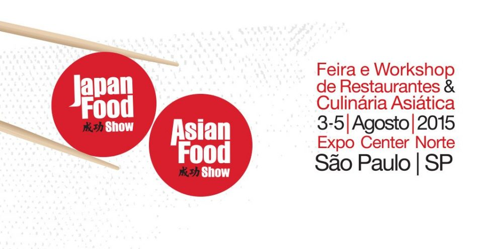 Constelação de chefs participa da Japan & Asian Food Show
