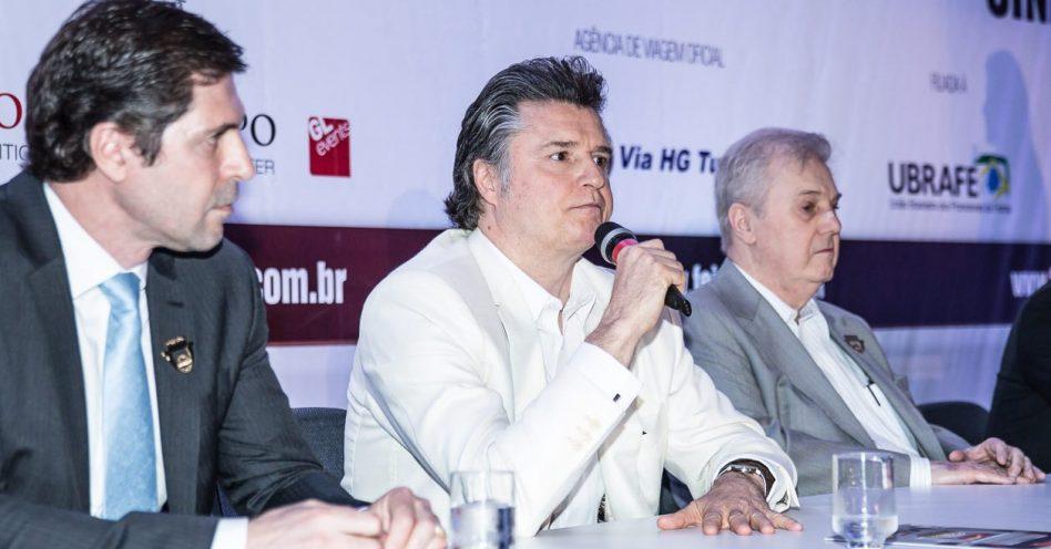 Setor de máquinas e equipamentos inspeciona São Paulo Expo para a Feimec