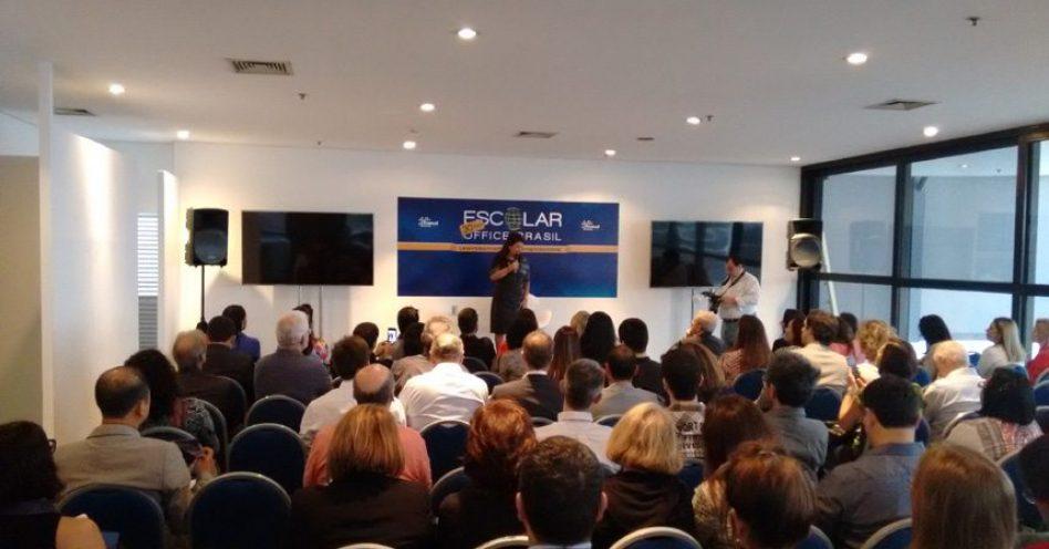 Escolar Office Brasil inicia ações pelos 30 anos do evento
