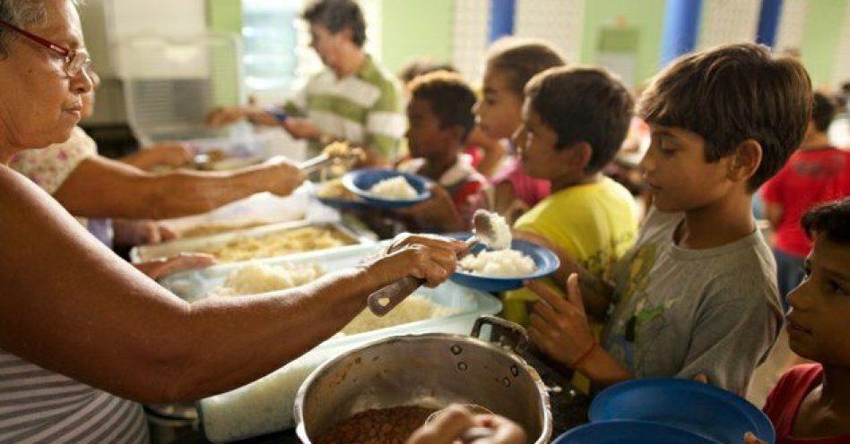Pacto Nacional para alimentação saudável impacta ambiente escolar