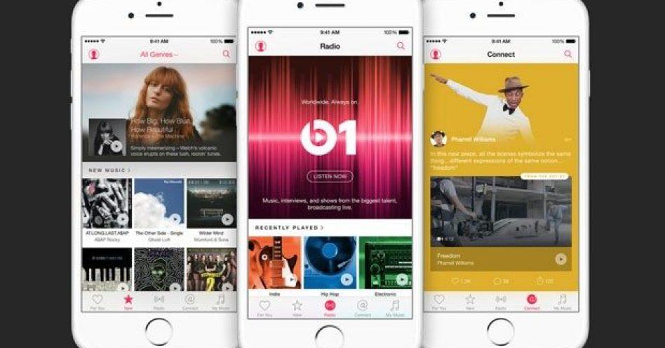 Apple Music chega aos dispositivos com sistema Android
