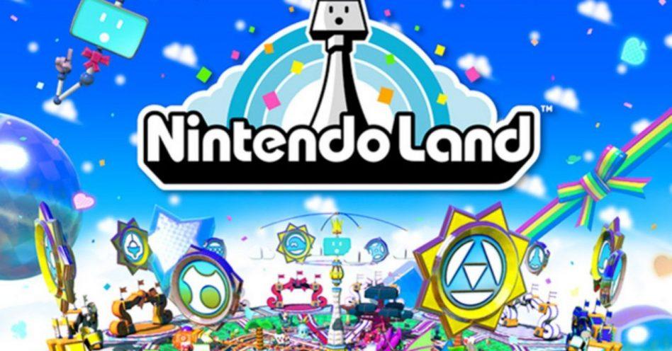 Nintendo Land chega ao mundo real