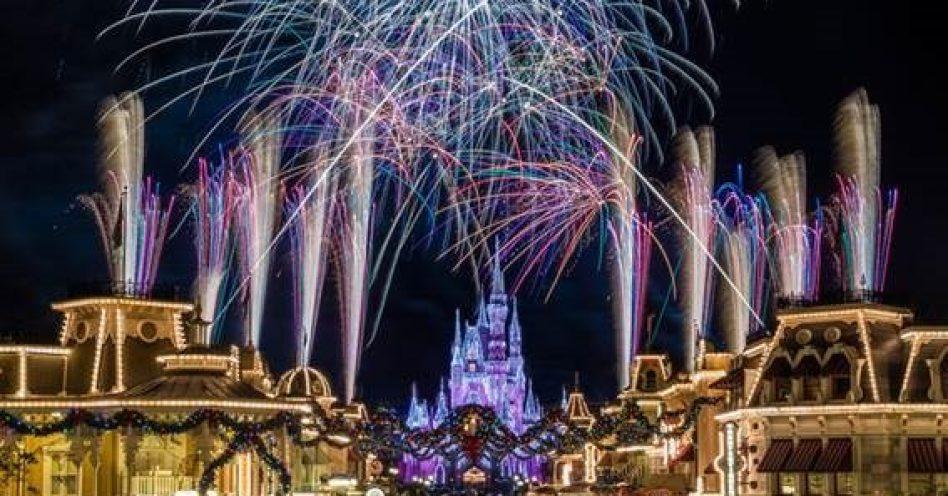 Parques da Disney são ótimas opções para o Natal