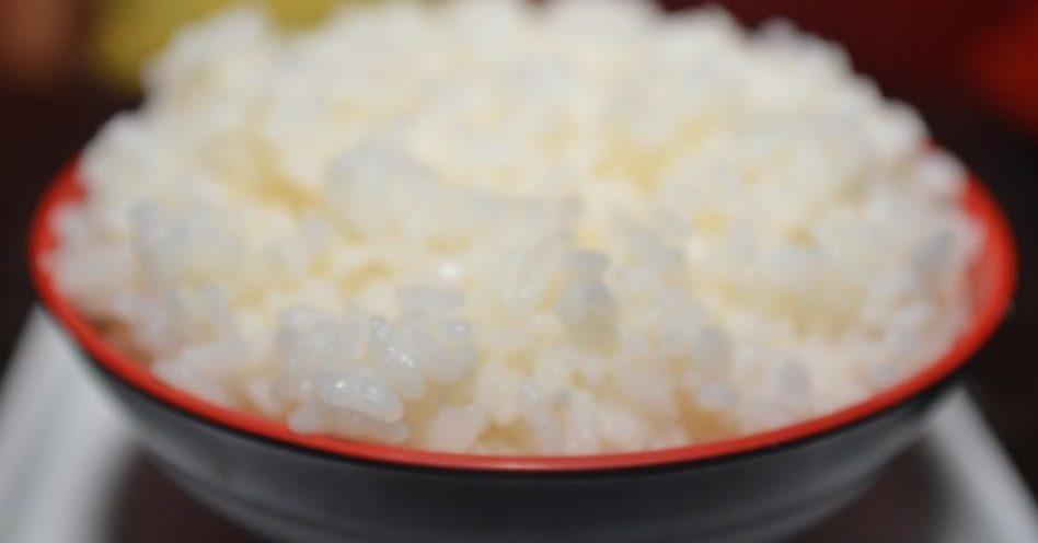 Arroz tradicional x arroz japonês