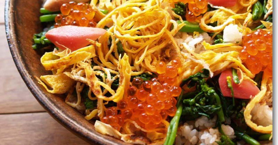 O sabor oculto da culinária japonesa
