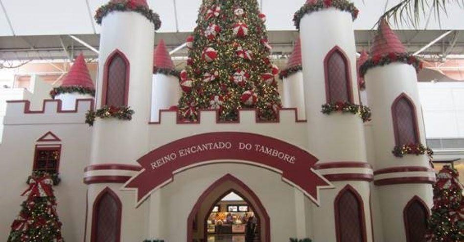 "Shopping Tamboré apresenta ""Natal das Fábulas"""