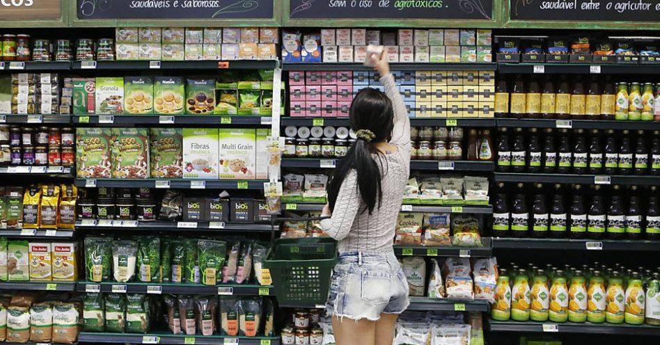 Alimentos saudáveis impulsionam mercado de orgânicos