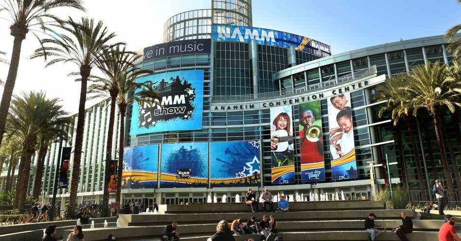 Maior feira de instrumentos musicais dos EUA, NAMM Show começa hoje