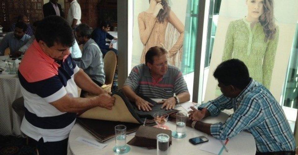Empresas embarcam para negociar couros e peles na Índia