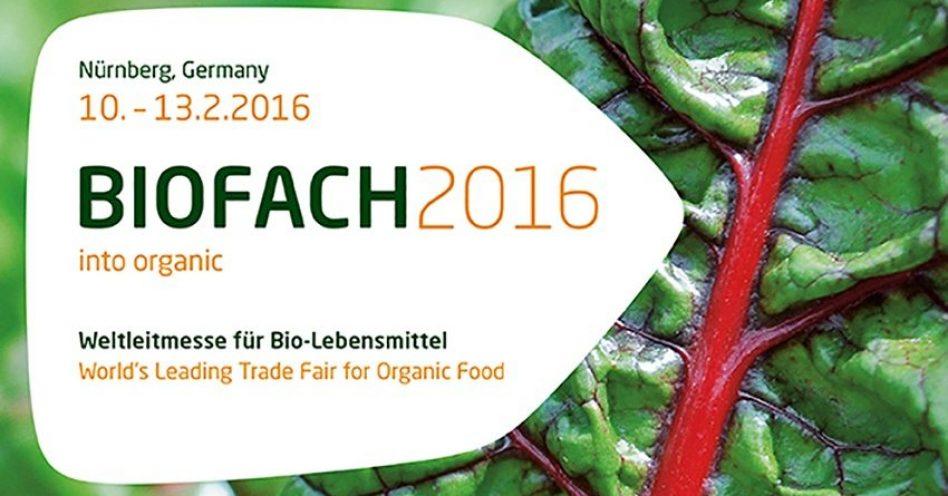 Principal feira de orgânicos do mundo começa hoje na Alemanha