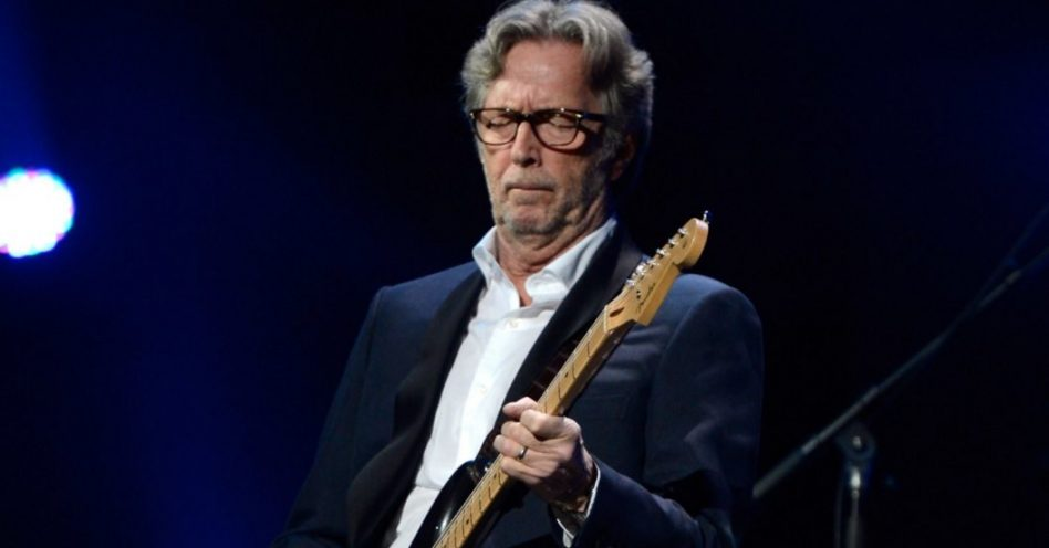Eric Clapton lança 23º álbum de estúdio neste ano
