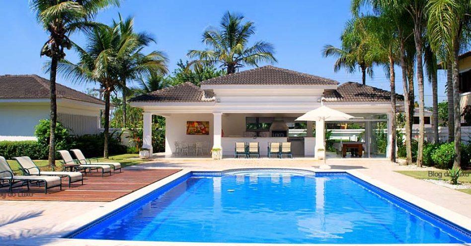 Como escolher o melhor tipo de piscina para sua casa