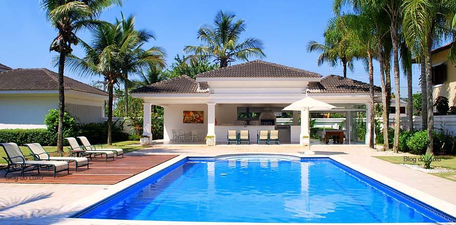 Como escolher o melhor tipo de piscina para sua casa for Tipos de piscinas para casas