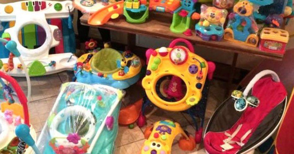 Aluguel de brinquedos estimula o consumo consciente de pais e filhos