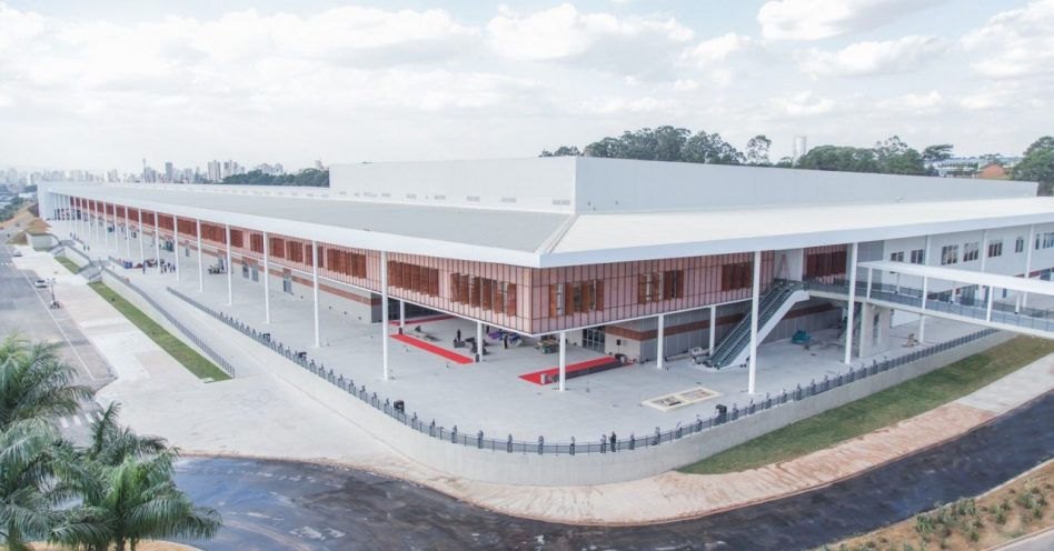 Feimec começa terça no mais moderno pavilhão da América do Sul