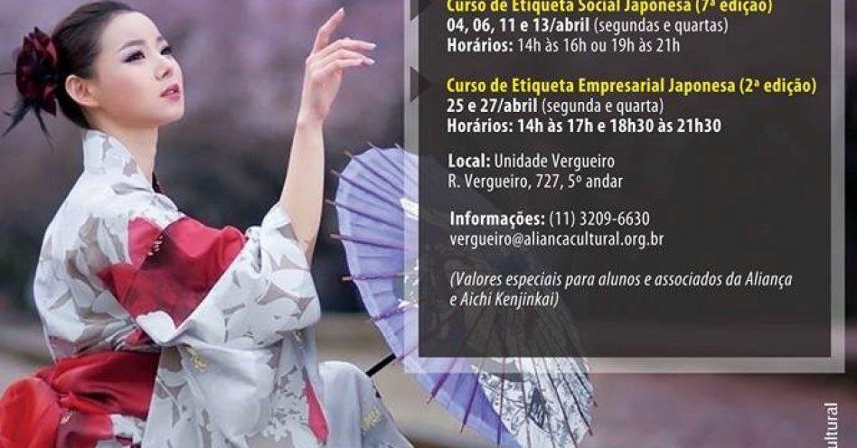 Aliança cultural Brasil-Japão oferece curso em parceria com Lumi Toyoda