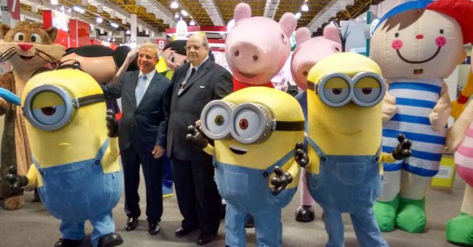 Abrin começa em SP no melhor momento da indústria do brinquedo