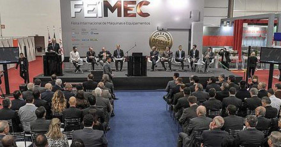 FEIMEC rompe paradigmas e exibe a esperança na recuperação da indústria