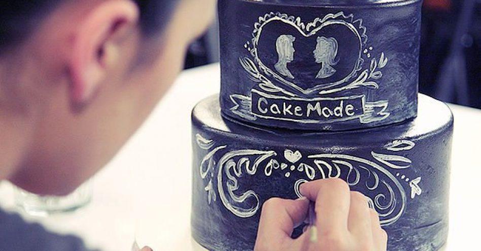 Conheça o bolo que está invadindo as festas vintage