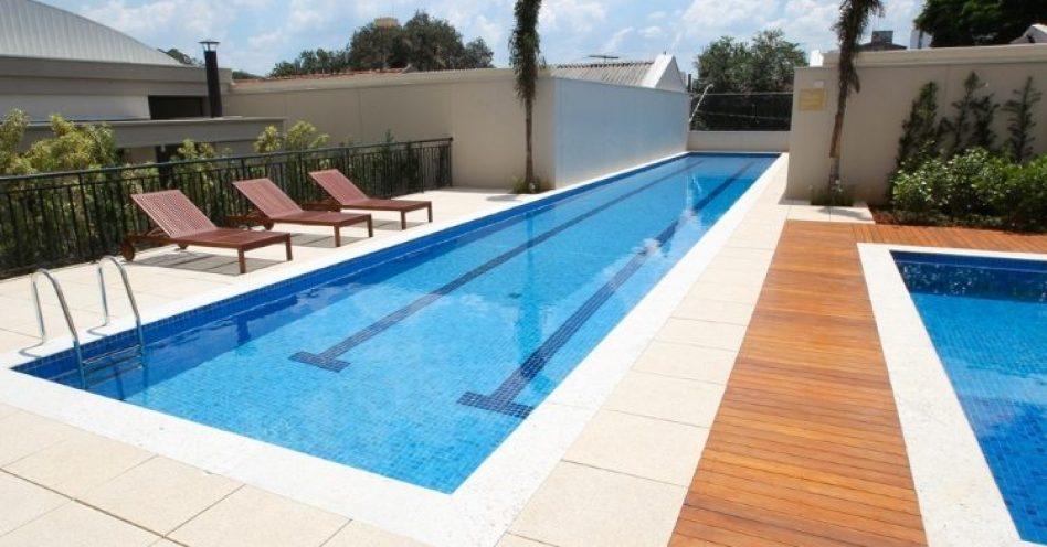 Saiba como projetar uma piscina com raia