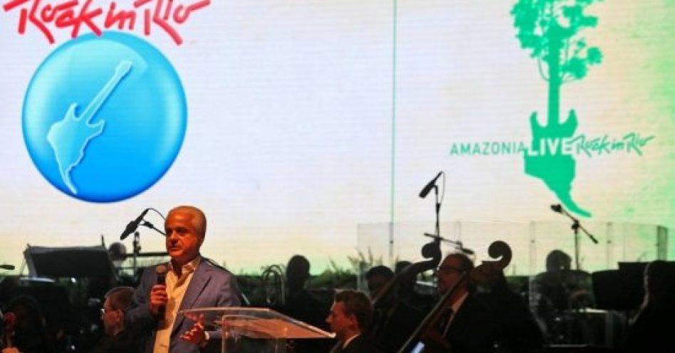 Show em palco flutuante vai anunciar edição 2017 do Rock In Rio