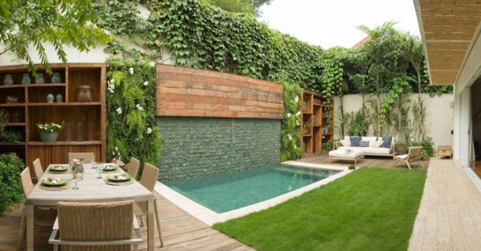 Dicas de paisagismo para a área da piscina