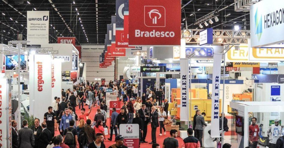 FEIMEC espelha momento de recuperação da indústria, atrai compradores internacionais e promove negócios
