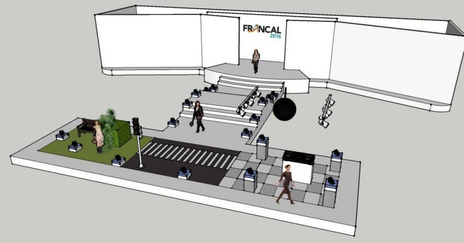 FRANCAL deu início à retomada dos negócios de calçados e acessórios no segundo semestre