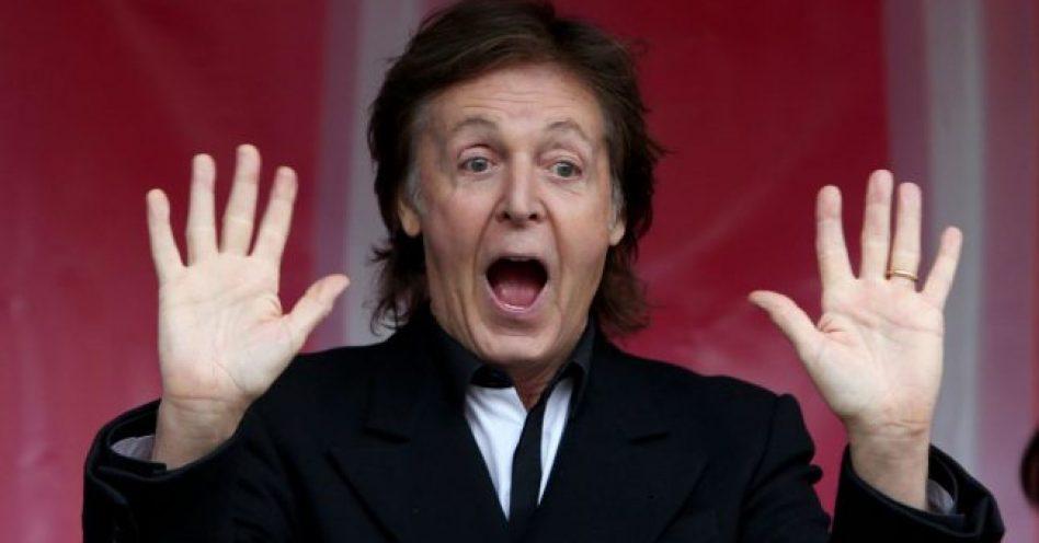 Paul McCartney inova em lançamento do novo disco