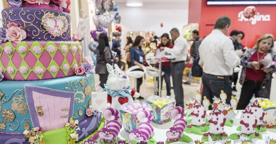 Expo Parques e Festas começa hoje no Expo Center Norte