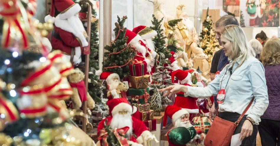 Começa hoje a Natal Show