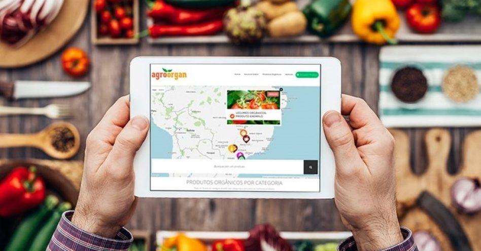 AgroOrgan é nova ferramenta online de busca de produtos orgânicos