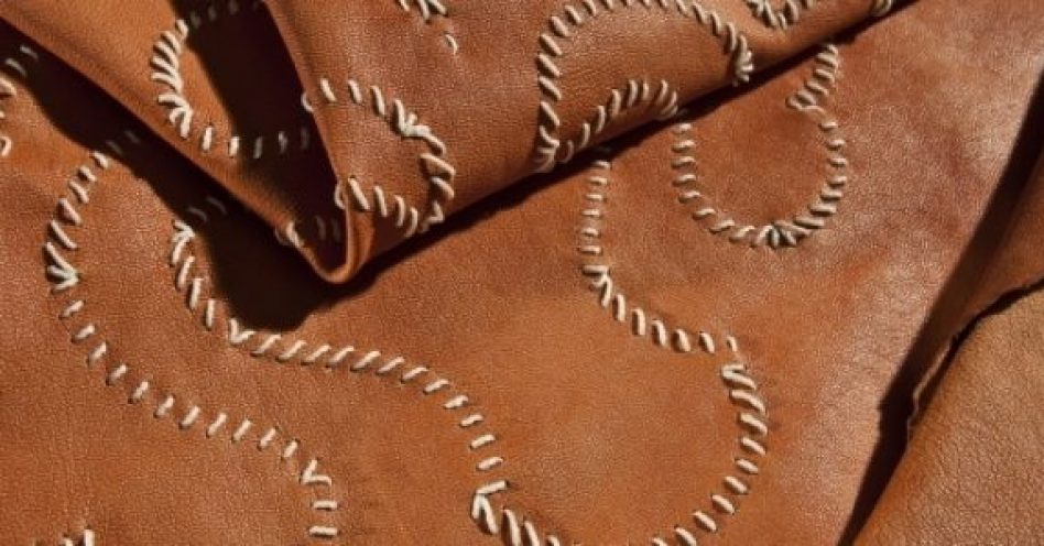 Exportação de couro: crescimento no balanço do semestre