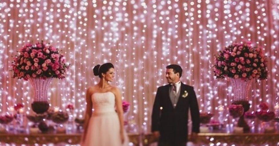 As tendências para festas de casamento em 2017